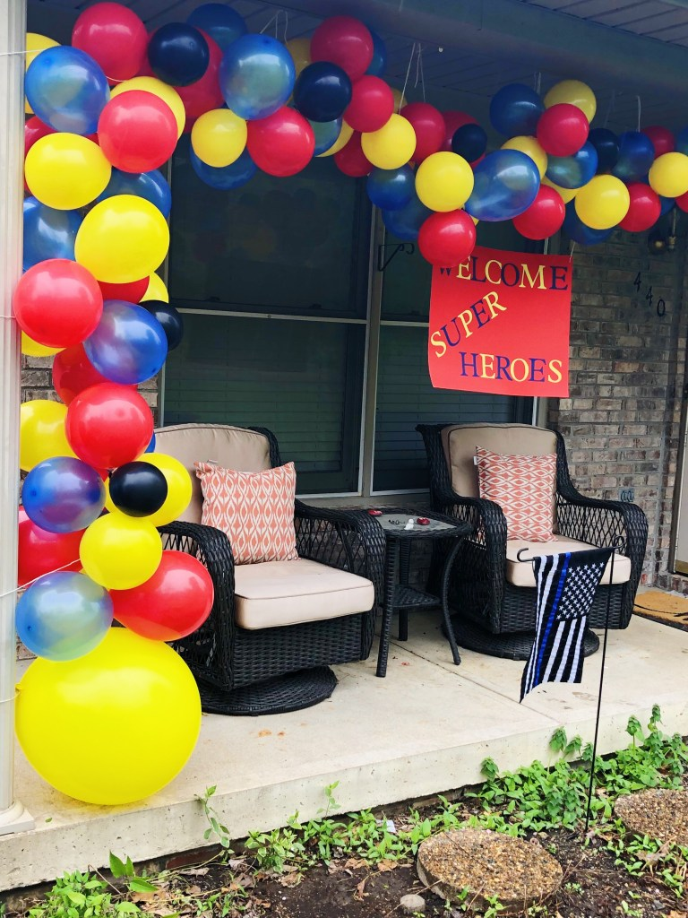 Throwing a superhero themed party? Here's my best superhero themed party decorations and food Ideas that are super easy and achievable!