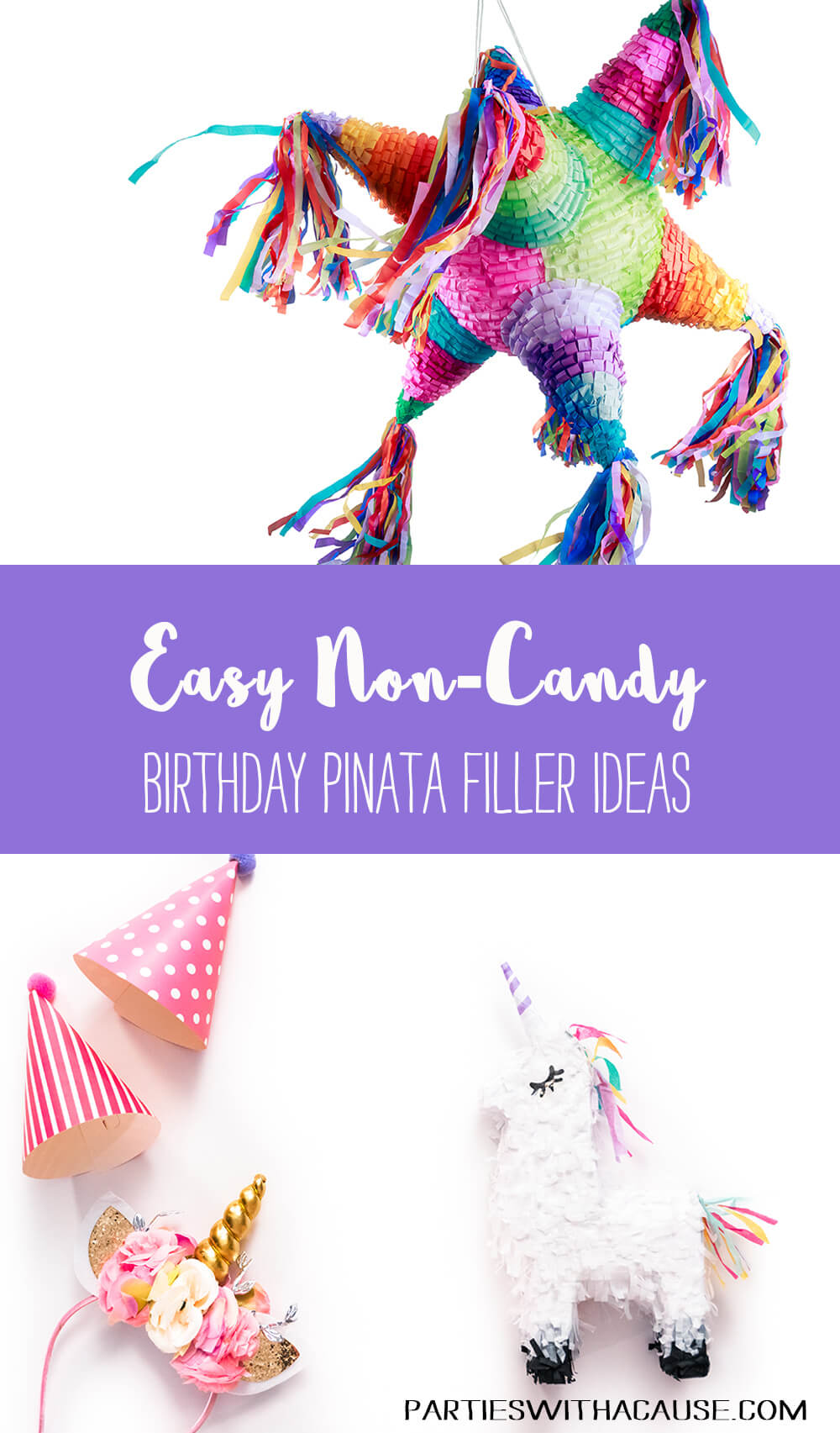 Funny Things To Put In A Pinata : funny, things, pinata, Birthday, Piñata, Filler, Ideas, Other, Candy, Parties, Cause