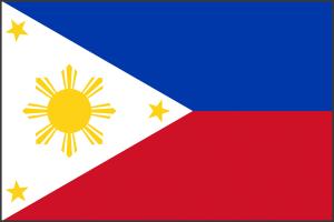 drapeau des Philipinnes