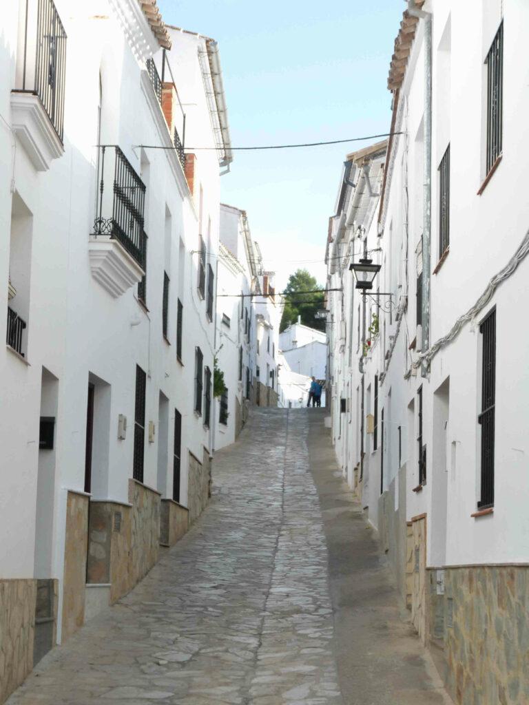 Route Des Villages Blancs : route, villages, blancs, Villages, Blancs, D'Andalousie, Partir, Monde