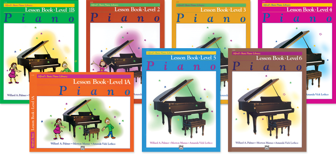 Alfred's basic piano course pdf