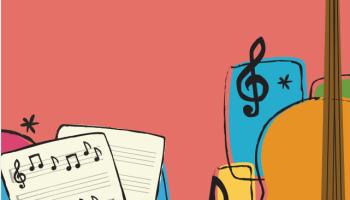 cuaderno de música descargable