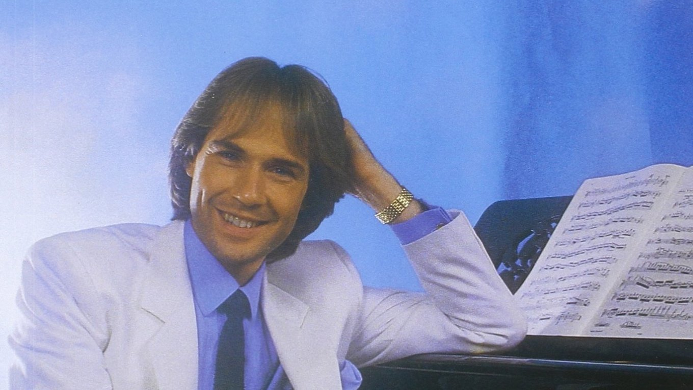the piano solos of richard clayderman anthology
