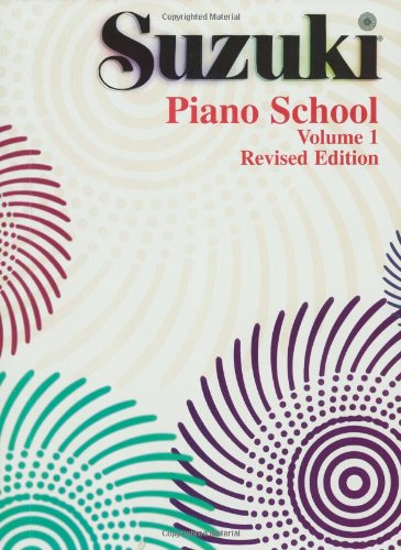 suzuki piano school vol 1