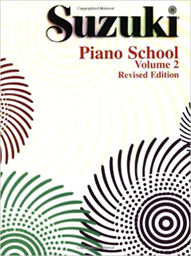 suzuki piano school vol2