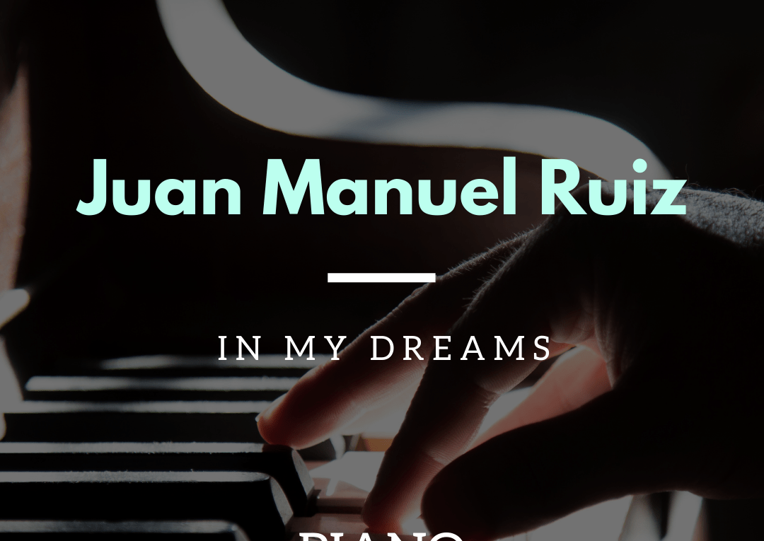 juan manuel ruiz in my dreams partitura piano pdf