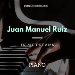 juan manuel ruiz in my dreams partitura piano pdf
