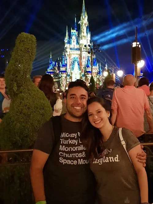Felices para siempre: espectáculo de clausura de Magic Kingdom