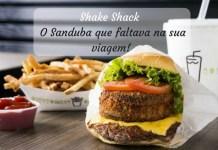 Shake Shack Orlando - Salida de los parques de Disney