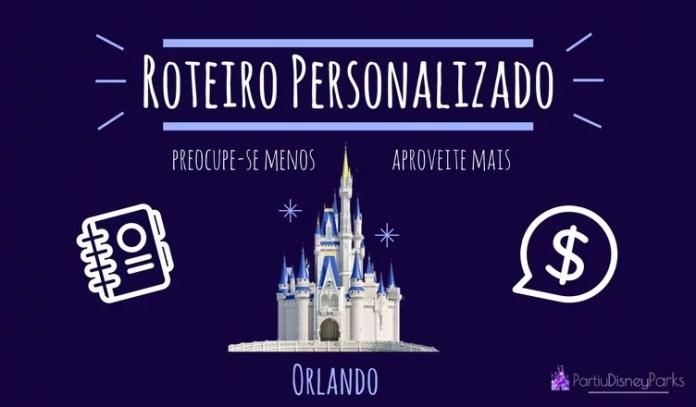 Roteiro PErsonalizado Orlando