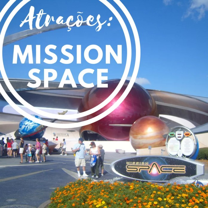 Epcot - Mission Space
