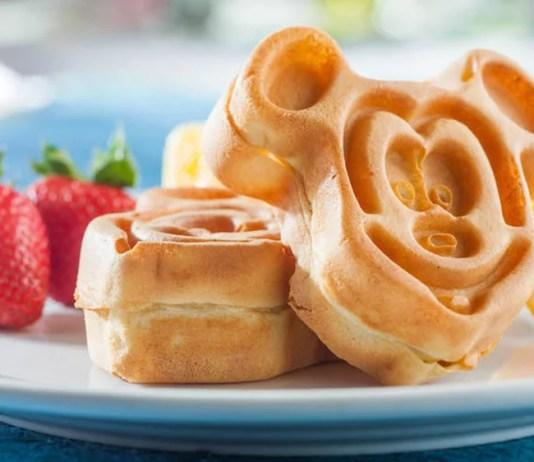 Syö halvalla Disneyssa