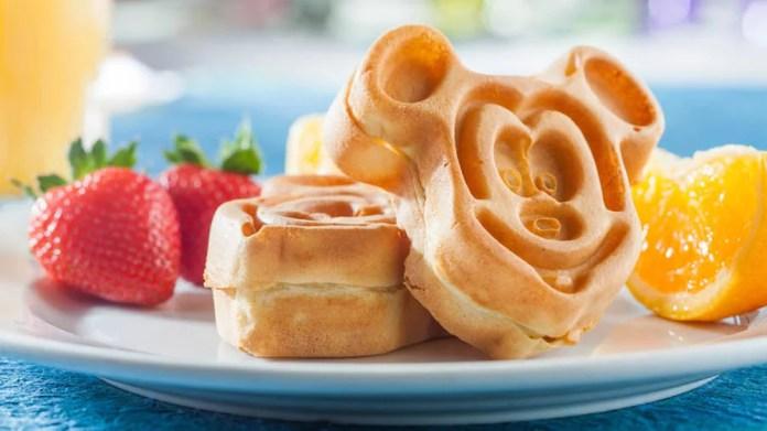 Goedkoop eten bij Disney
