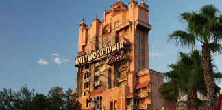 Atrações da Disney - Twilight Zone Tower of Terror ( Hollywood Studios - 2019 )