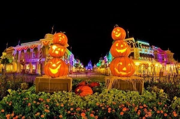 Disney em Outubro