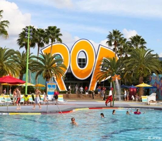 Pop Century Resort Disney