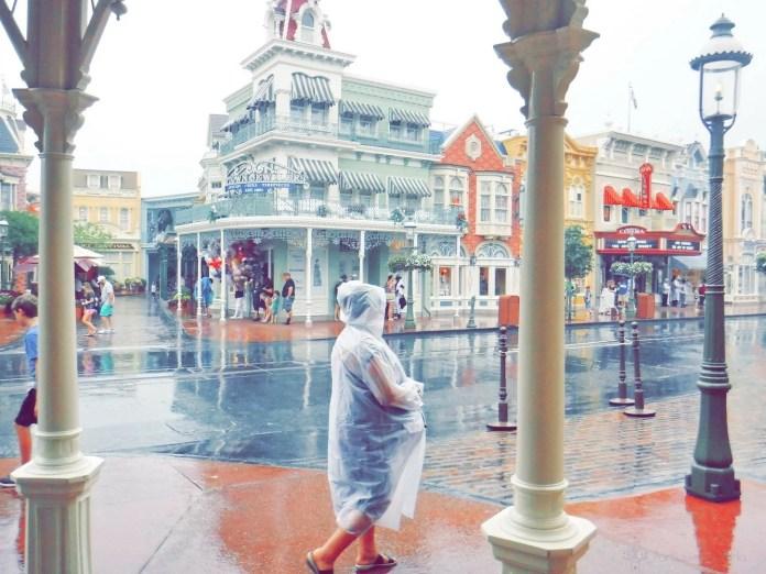Disney em Agosto