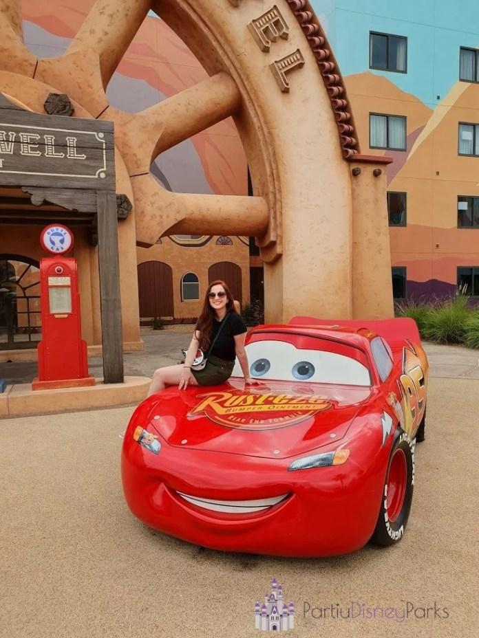 Art of Animation - Sessão do Carros Nath 2 - Partiu Disney Parks 2