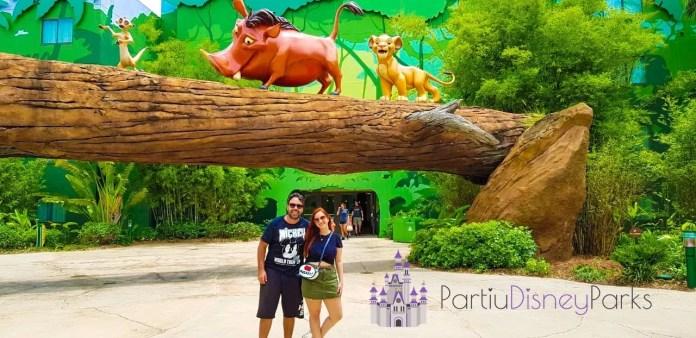 Art of Animation - Sessão do Rei Leão - Partiu Disney Parks