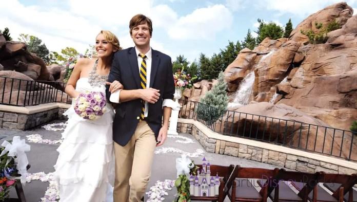Pacote Escape - Casamento no Pavilhao do Canada no Epcot