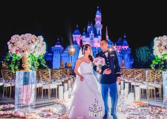 Pacote Wishes - Casamento Disneyland California
