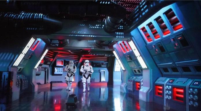 A área de Star Wars na Disney terá uma experiência incrível