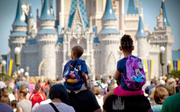 Rider Switch ajuda a vida dos pais na Disney