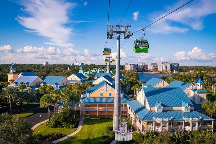 skyliner-gondolas-disney-world-aerial-transportation-caribbean-beach