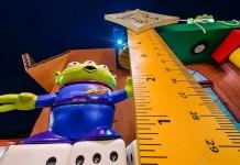 Requisitos minimos de altura para atrações da disney