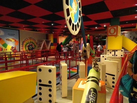 Toy Story Mania - Hollywood Studios