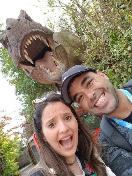Jurassic Park Island of Adventure