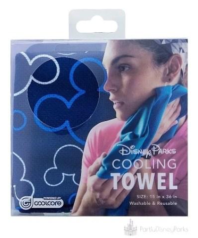 Toalhas Refrescantes da Disney
