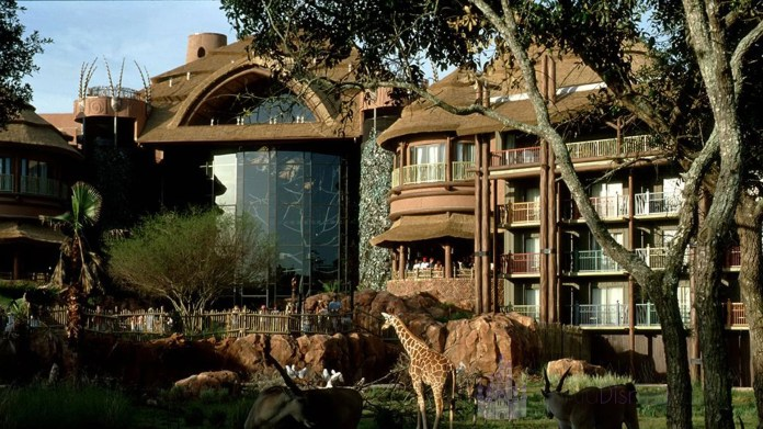 Jambo House Animal Kingdom Lodge