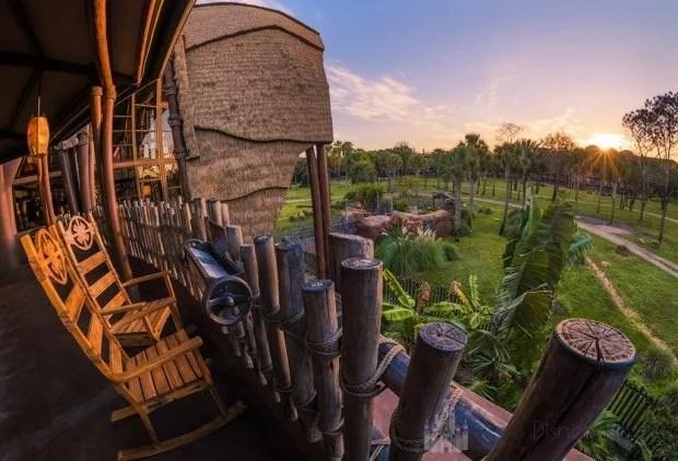 Kidani Village Animal Kingdom