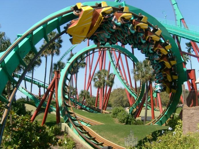 Busch Gardens Kumba
