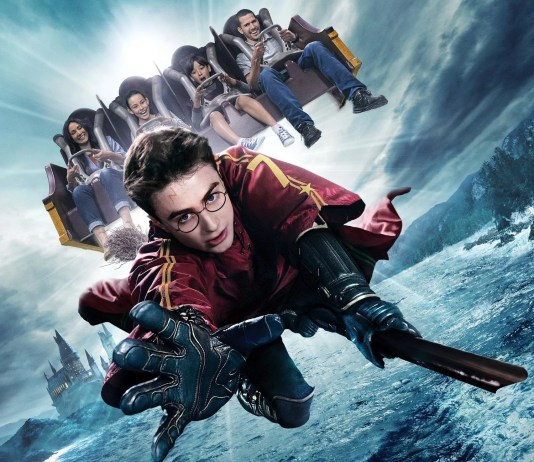 Conheça a Harry Potter and the Forbidden Journey