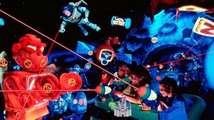 Buzzlightyear - Partiu Disney Parks