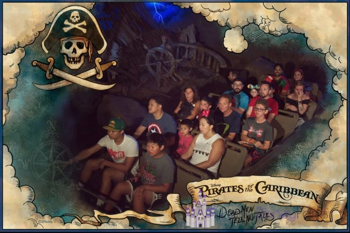 Piratas do Caribe - Partiu Disney Parks