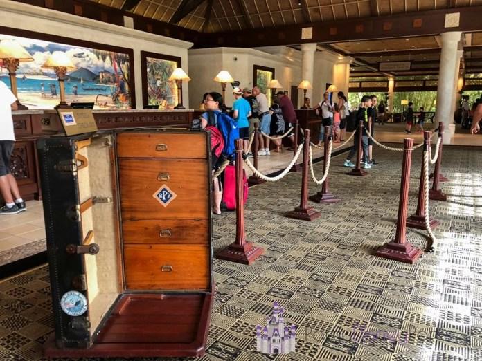 Hotel Loews at Pacific Resort Recepcao
