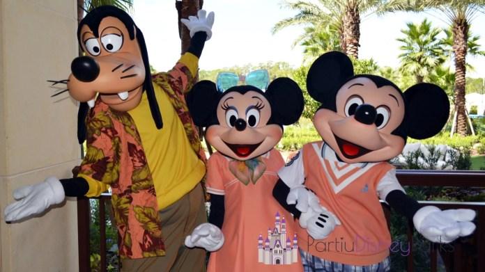Personajes de Ravello Disney