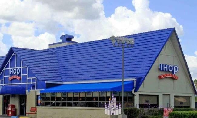 Ihop International Drive Orlando