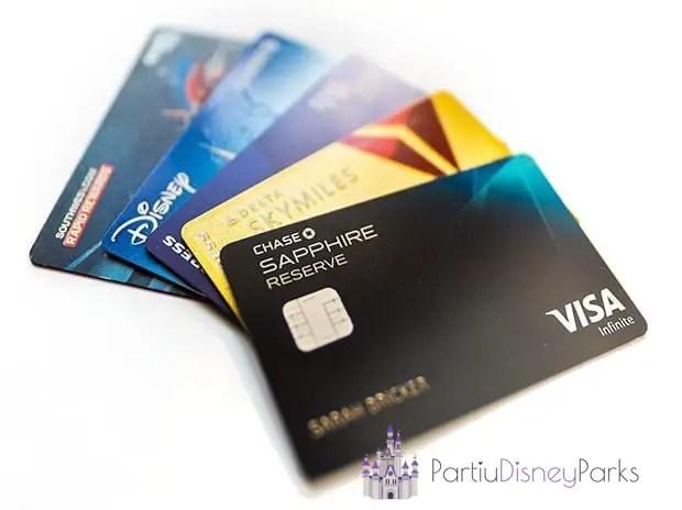 Cartões de Crédito de Viagem