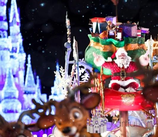 Festa de Natal da Disney