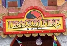 Dragon Fire Grill - Busch Gardens