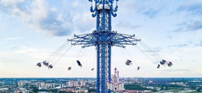 Orlando Star Flyer - Icon Park