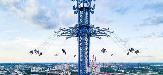 Orlando Star Flyer - Icon Park