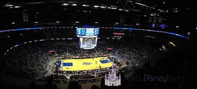 jogo de basquete nba em orlando