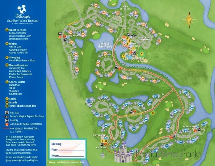 Map-Disneys-Old-Key-West-Resort