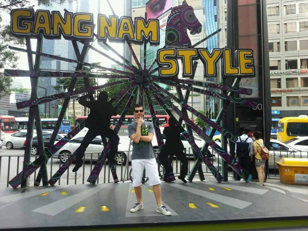 intercâmbio na Coreia do Sul pedro henrique moschetta coreia do sul partiu intercambio