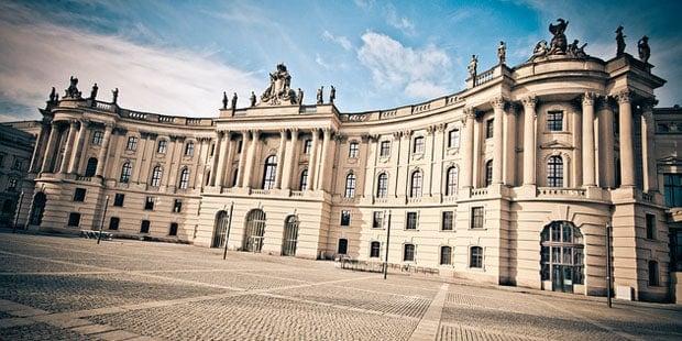 mestrado em Berlim em inglês de graça